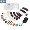 TASP 105PC Dremel Accessories Rotary Tool Bit Set Mini Drill Acessorios with 3 2mm Mandrel