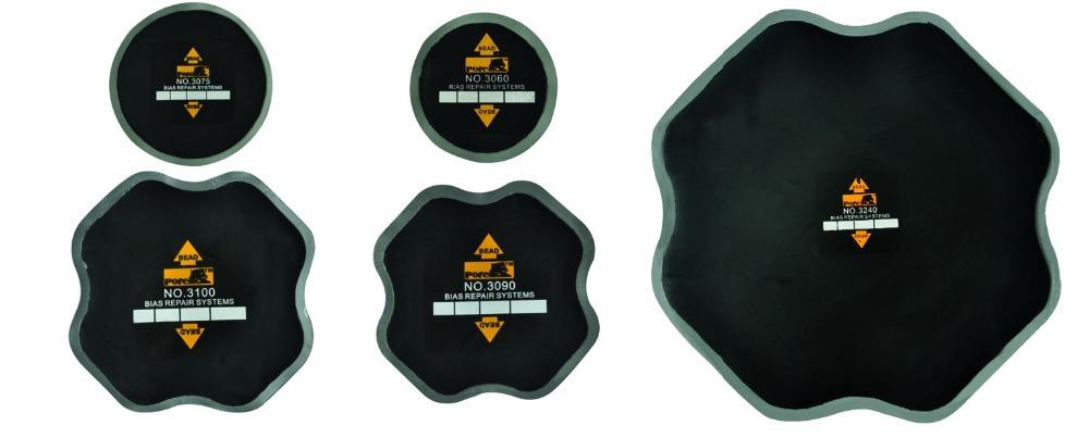 NO.3090 20pcs/bag Rubber Patch//Bias Tyre Repair Cold Patch//Auto Parts//Rubber Patch for car(China (Mainland))
