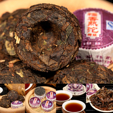 Big Promotion 10 Kinds Flavor 50 sackets Pu er Pu erh Tea Mini Yunnan Puer Sacket