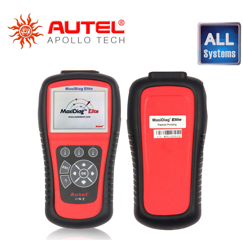 [Authorization Distributor] Autel Maxidiag Elite MD802 All system +DS Model Full System DS+EPB+OLS+Data Stream Diagnostic Tool(China (Mainland))