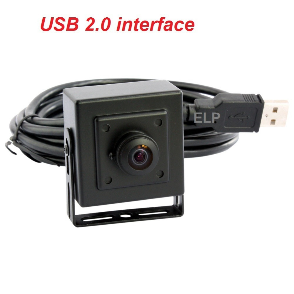 720P mini wide angle 170degree fisheye usb cam hd android with MIC Audio microphone for indoor security(China (Mainland))