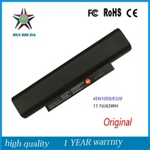 11.1V 5130MAh Original  New  High Quality Laptop Battery for  Lenovo E120 E125 E130 E135 E320 E325 E330 L330 45N1059 45N1058