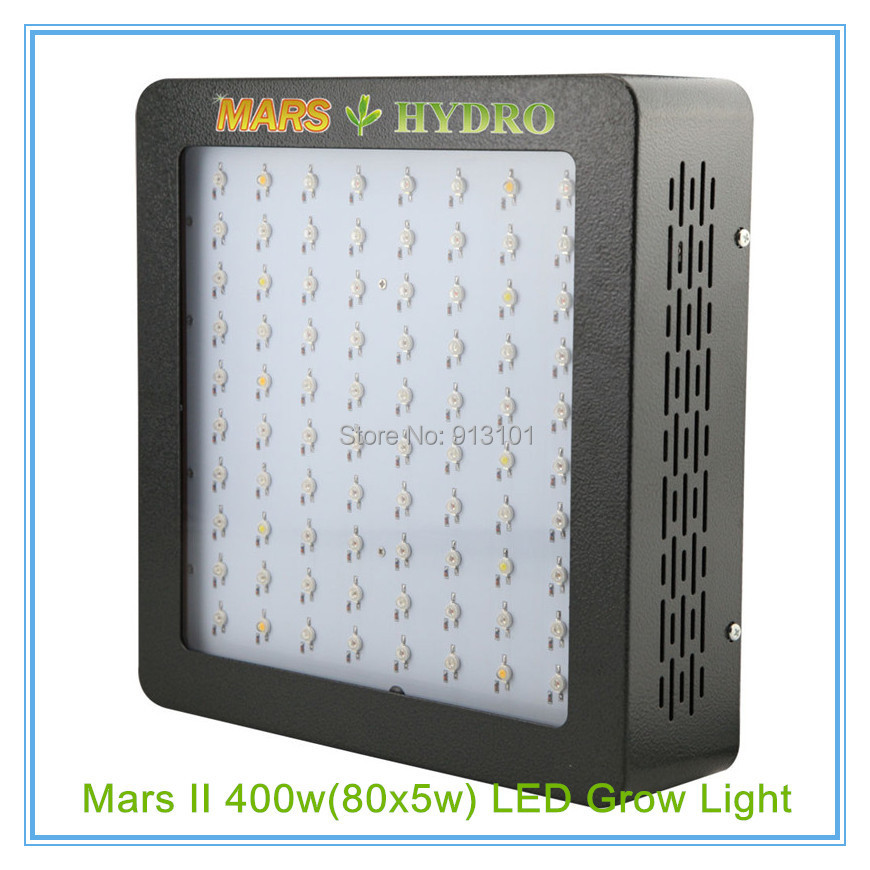 Marshydro Hydroponics 400W LED Grow Light With High Power 5w Chip USA,UK,CA,AU,GER Stock. Local Fast shipping&Duty Free(China (Mainland))