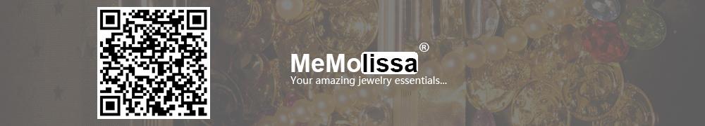 MeMolissa дисплей коробка запонки простые серебряные стетоскоп бренд хипстерские link