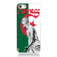 Hot Algeria Soccer Star Cover case for Samsung Galaxy s2 s3 s4 s5 mini s6 edge Note 2 3 4 iPhone 4s 5s 5c 6 Plus iPod touch 4 5(China (Mainland))