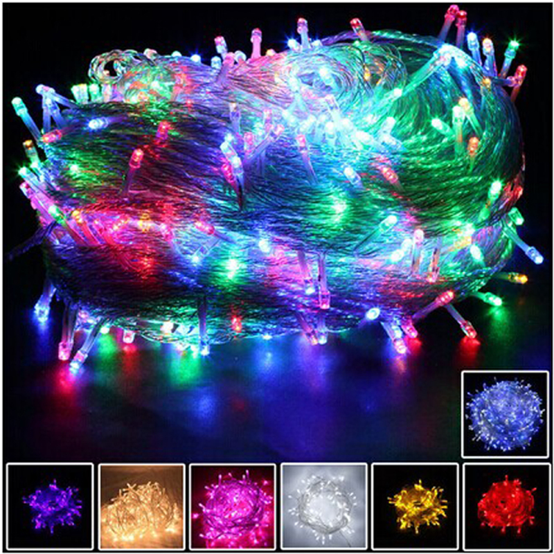 Led Christmas String Lights Manufacturer China : Aliexpress.com : Buy 30M 200 Led Light String Christmas Party Stage Wedding Fairy Lighting Show ...