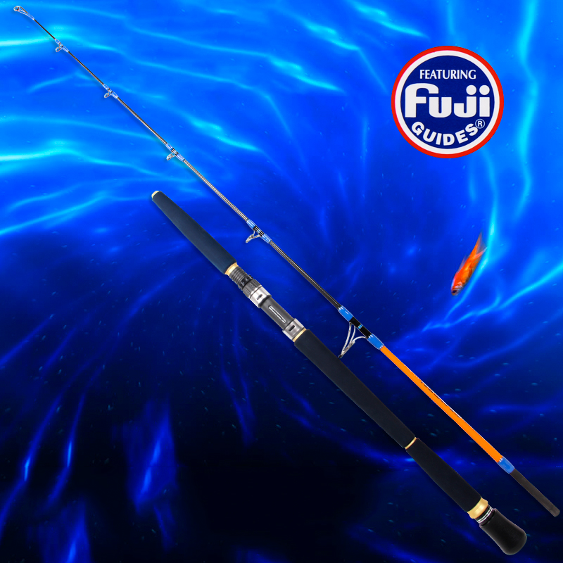 Free shipping Fuji Accessories high quality fishing rod 1.65 meters 2 section SAMSON strong high carbon boat rod fishing tackle<br><br>Aliexpress