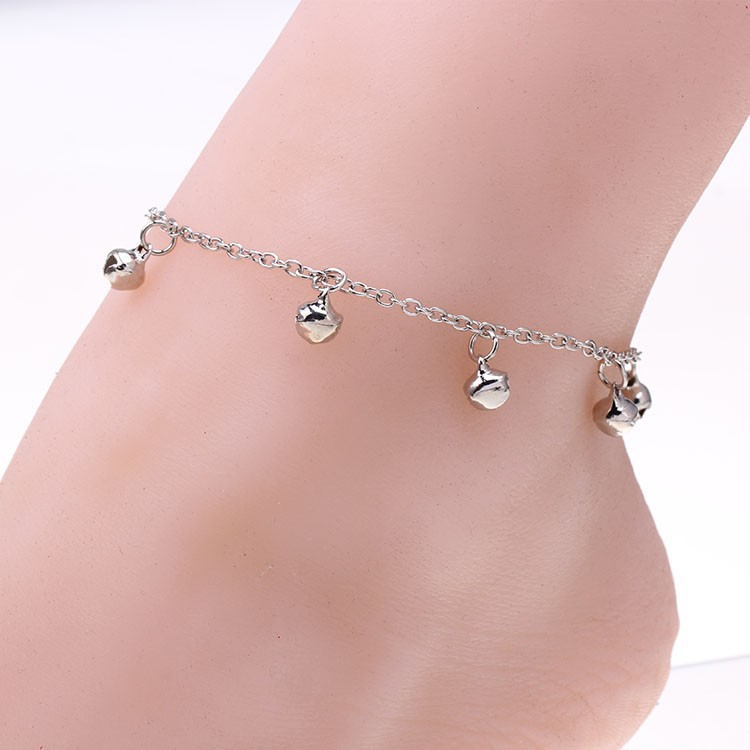 New Buy 1 get 1 ankle bracelet foot jewelry pulseras tobilleras heart anklets for women girl chaine cheville bracelet cheville