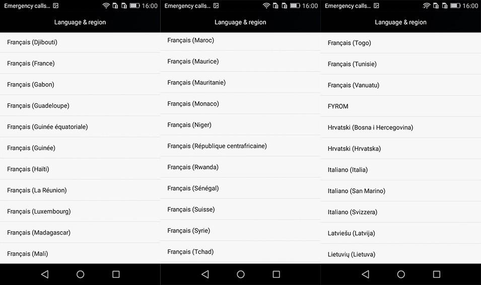 Best In Stock!Original Huawei P8 Lite 4G LTE Mobile Phone