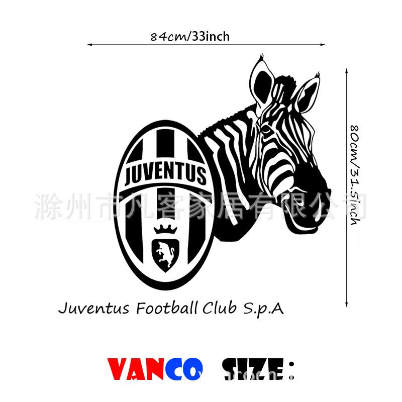 Popular football zebras buy cheap lots