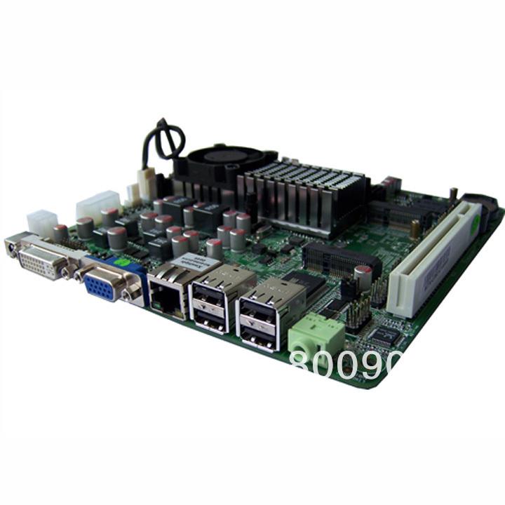 E350 ITX APU E350 consoles VGA + DVI dual display dual input MSATA HTPC MINI ITX motherboard with AMD E350 APU<br><br>Aliexpress
