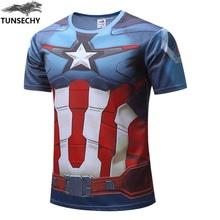 Buy 2017 TUNSECHY man Hulk Batman Retro Spiderman Venom Ironman Superman Captain America Marvel T shirt Avengers Superhero T-shirts for $4.94 in AliExpress store