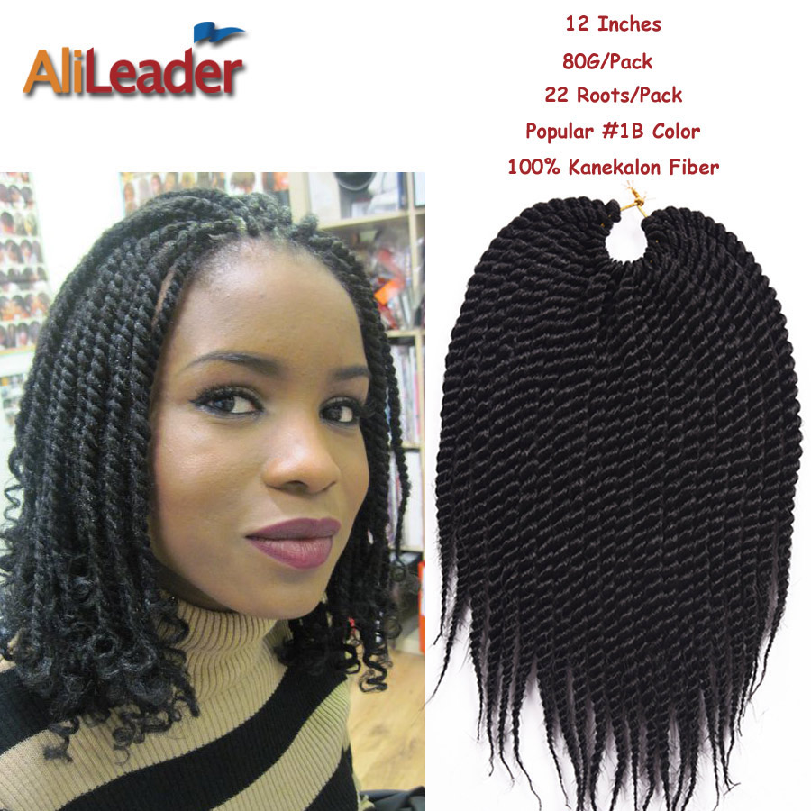 Crochet Braids Hair Cost : ... Crochet Braids Hairstyles-in Bulk Hair from Beauty & Health on