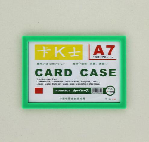 magnetic plastic poster frames