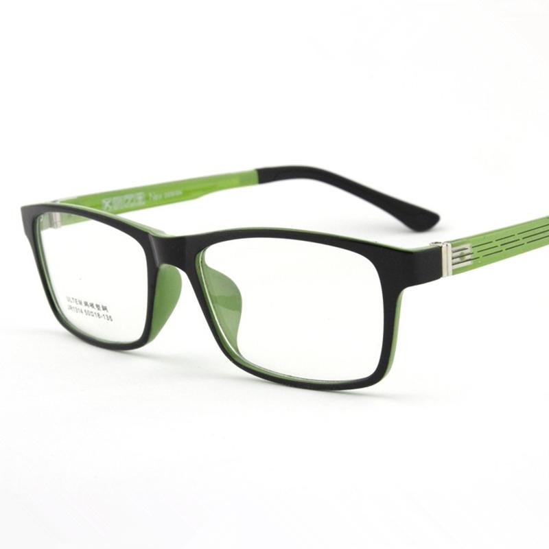 New fashion eyeglasses frame superlight flexible elastic ...