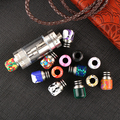 Sailing electronic cigarette stone 510 drip tips tophus dual O rings pure handmade Natural and beautiful