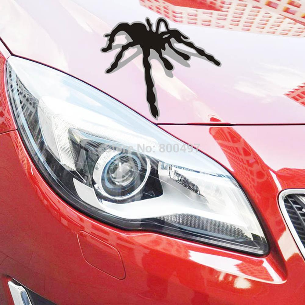 Car mirror sticker design -  20 X Newest 3d Bat Car Stickers Car Rear View Mirror Decal For Toyota Ford Chevy