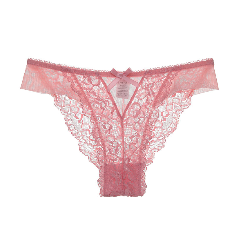 2016 Sexy Transparent Lace Panties Seamless Briefs Women Underwear Lady Underpants lingerie Knickers ropa interior mujer(China (Mainland))