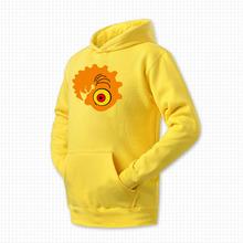Yellow Cotton Fleece Coat ADAM Cosplay Hoodies Men Tops Neon Genesis Evangelion Pullovers Mens Hoodies And Sweatshirts