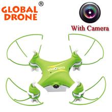 Global Drone GW009C 4 ch 2.4G mini rc drone mini drones toys smallest drone remote control mini dron with camera
