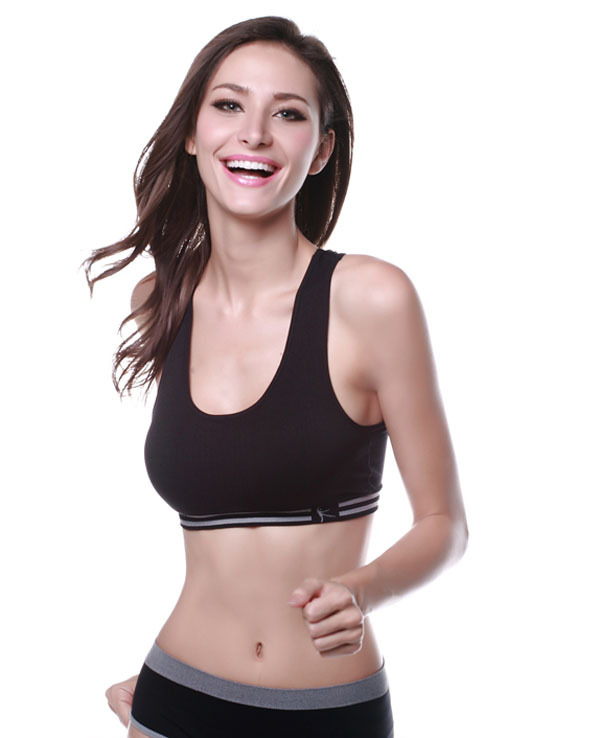 Woman Running Bustier Bandeau C rop Tops Renda Income 30 32 34 36 38D Moda Intima natal Sporting bras Bralette langerie sexy(China (Mainland))