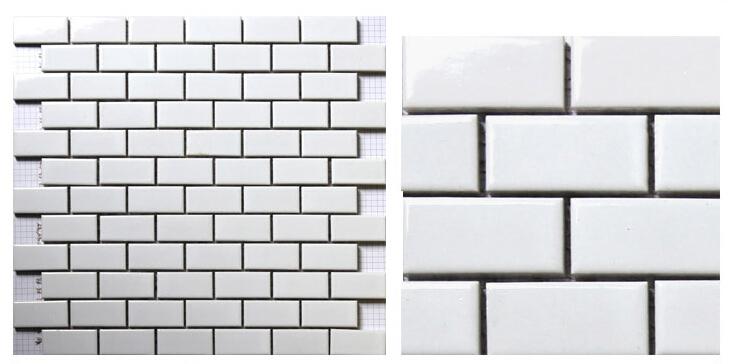 Online kopen wholesale keramische baksteen tegels uit china keramische baksteen tegels - Rode metro tegel ...