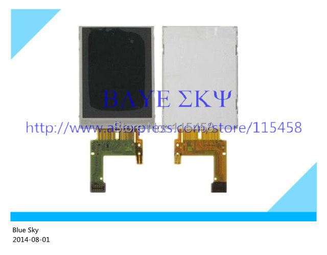 10pcs/lot LCD Screen Display for Sony Ericsson C510 lcd free shipping by DHL(China (Mainland))