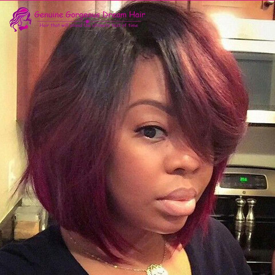 ALL HAIR MAKEOVER Fringe Hair Do For Red Hair
