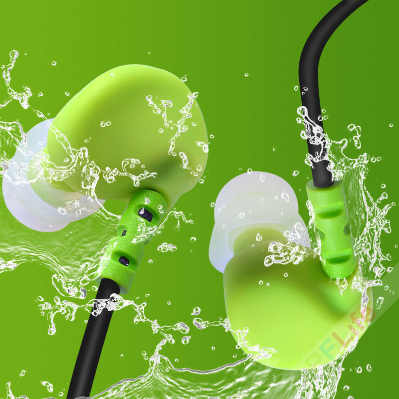Original Brand Plextone s20 glow night-luminous mobile phone headphone mp3 headset ear running men sports earphones water proof(China (Mainland))