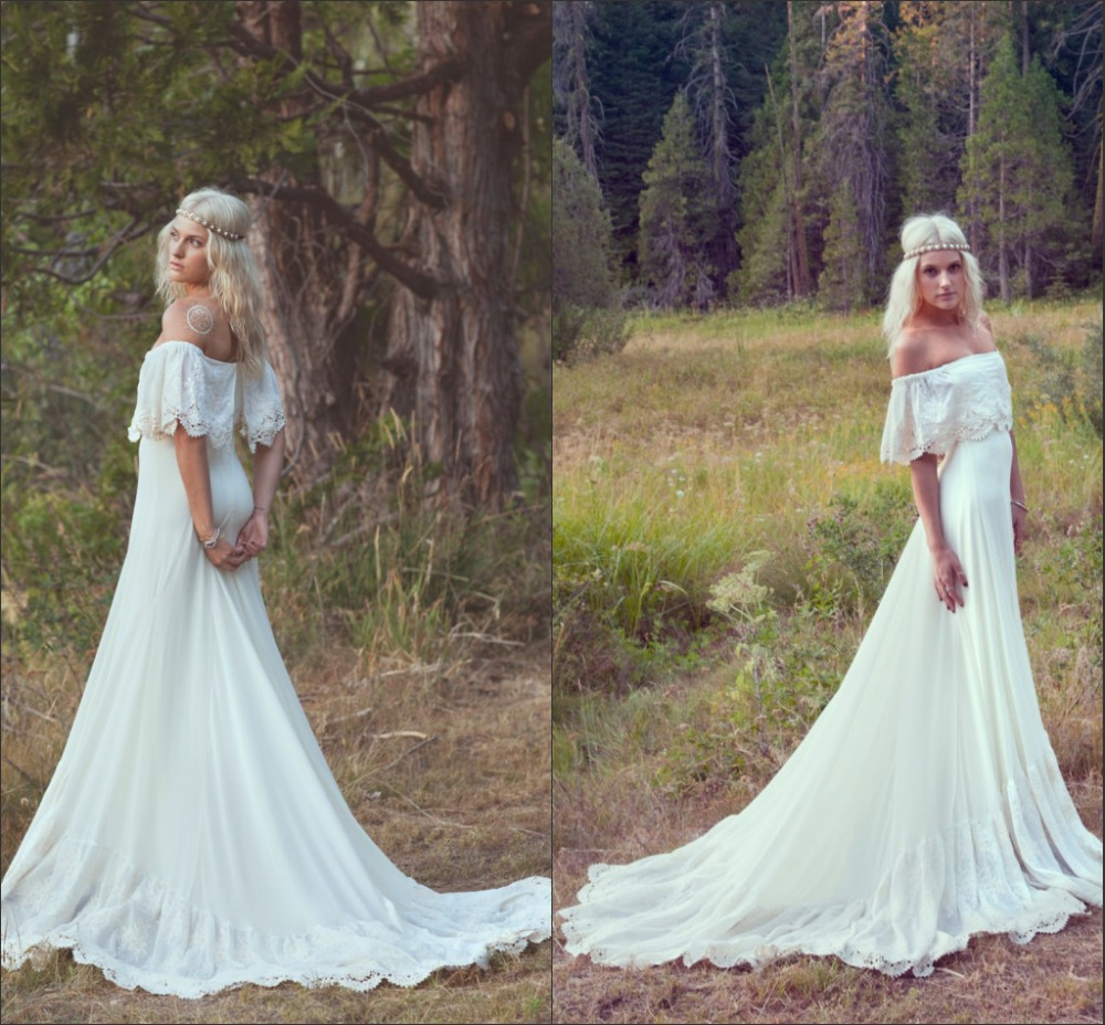 100+ [ Hippie Wedding Dress ] | Boho Hippie Wedding Dress Beach ...