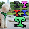 Adjustable Comfortable And Breathable Soft Rope Harness Dog Vest Pet Dog Chest Belt With Breathable Mesh