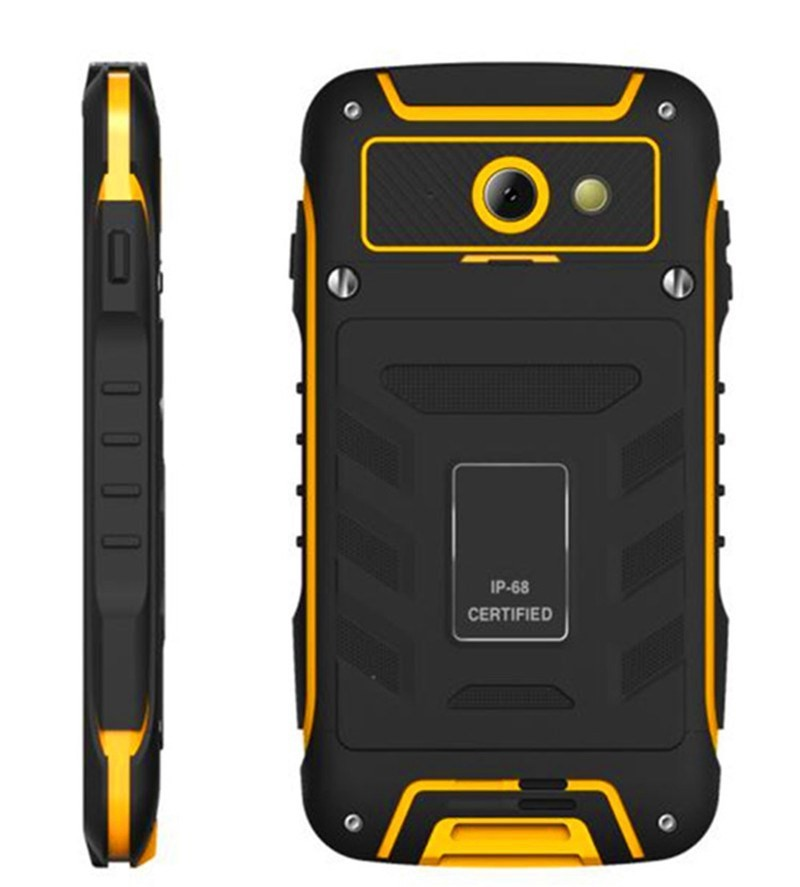 Original SUPPU F6 Waterproof IP68 Smartphone MTK6582 Quad Core 4.5 inch IPS rugged GPS Android 4.4 Dustproof Shockproof JEEP F6