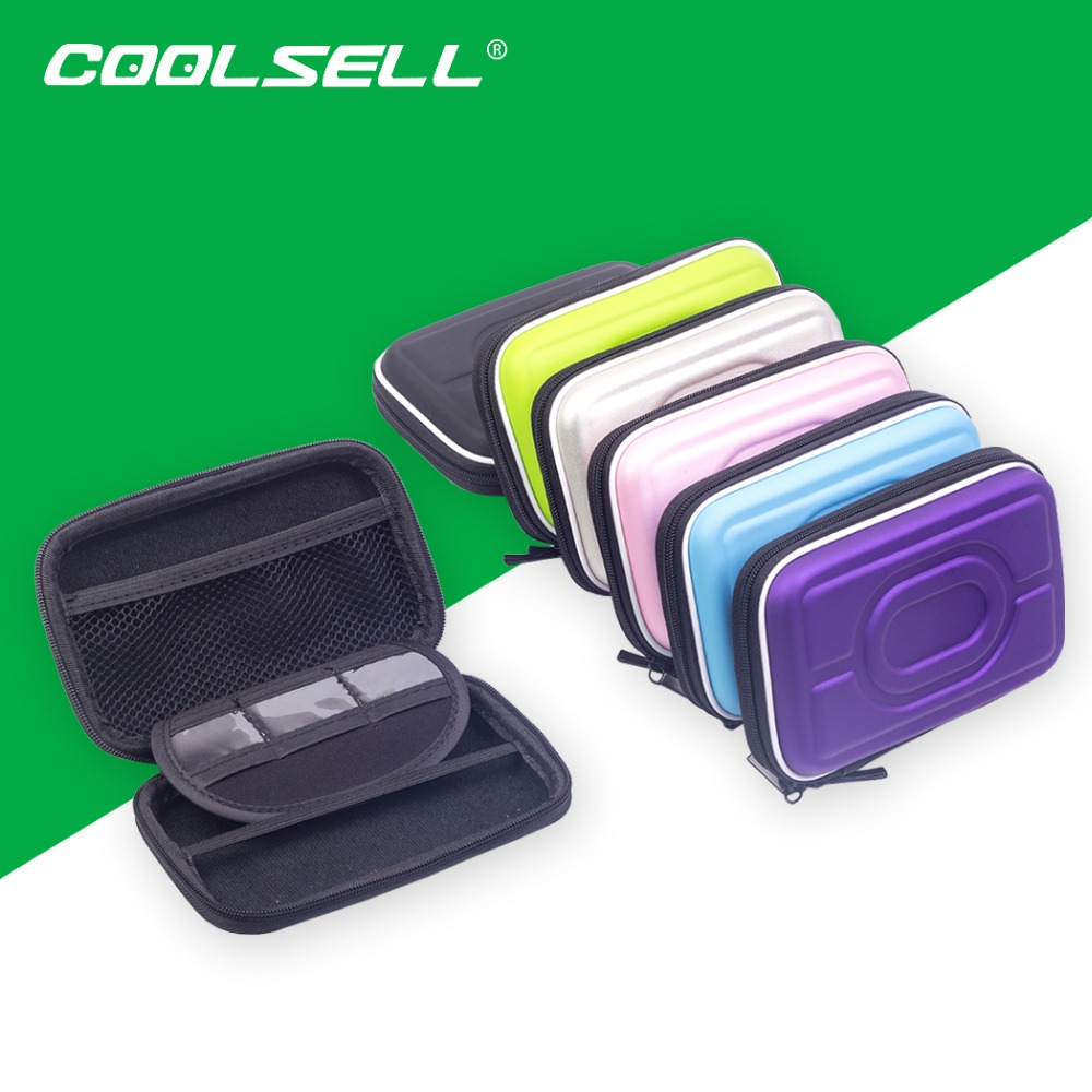 Colorful EVA Portable Travel Digital Electronics Carry Bags Storage Cases Mobile Phone Cables/ Charger/ HDD/ USB Flash Drive - SUNGUY Online store