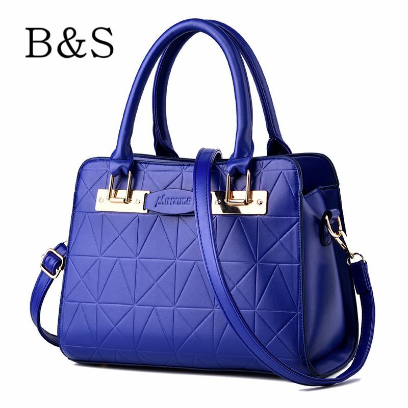 Luxury Handbags Women Bags Designer Brand Cross-Body Bags High Quality PU Leather Female Messenger Shoulder Bags sac a main 2016(China (Mainland))