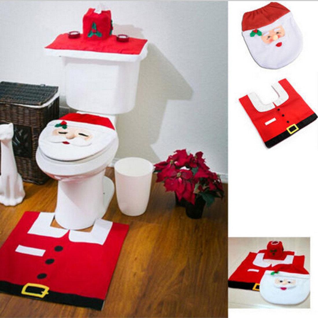 aeproductgetsubject - Christmas Bathroom Sets
