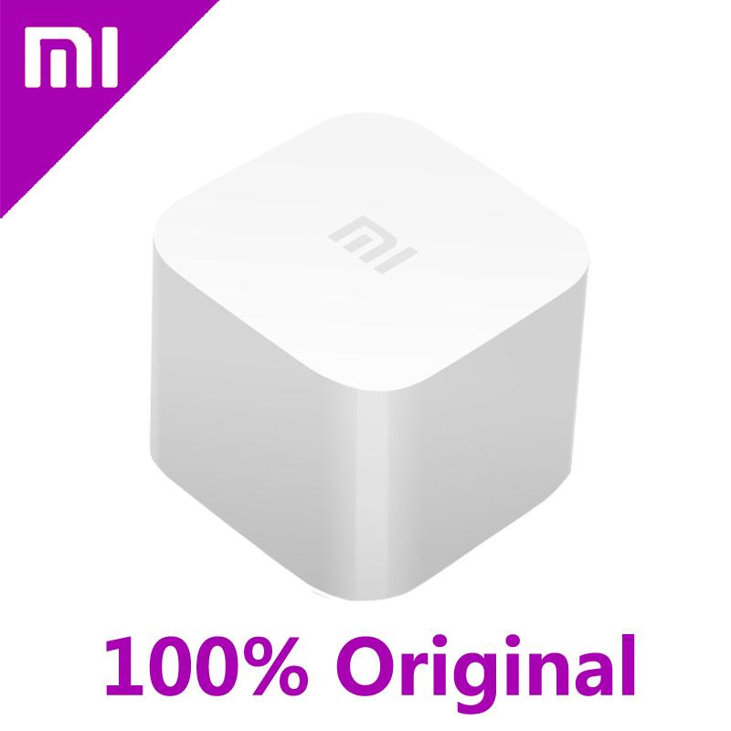 100%Xiaomi mini box Set Top Box Mi STB Smart TV box Quad Core CPU 1080P H.265 2.4GHz / 5GHz Android 4.4.2 Bluetooth 4.0 100~240V(China (Mainland))