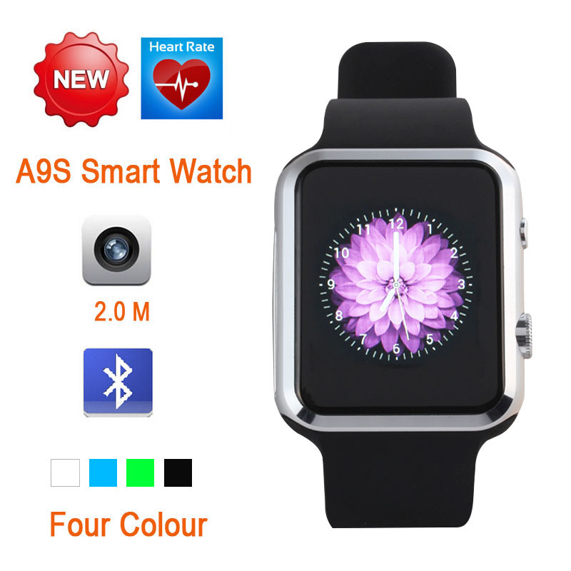 2015 New Arrival Smart Watch A9S For Apple iPhone ...