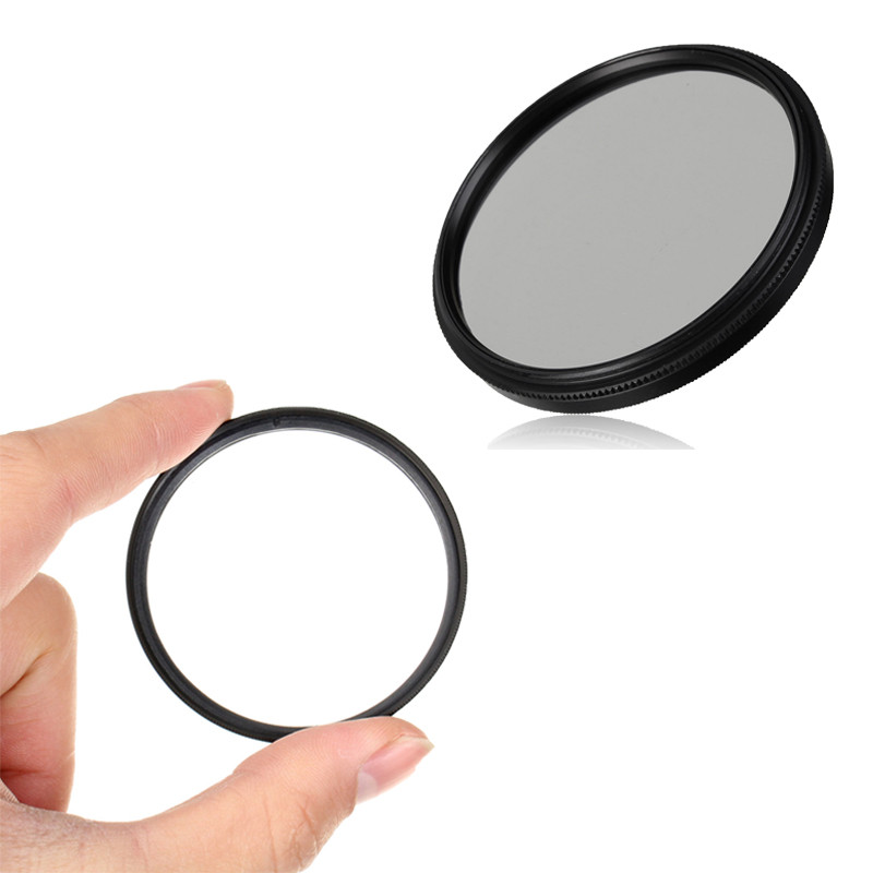 52mm UV Filter + CPL Filter For Sony for Nikon D7000 D5200 D5100 D5000 D3200 for Canon EOS 400D 550D 500D 600D 1100D(China (Mainland))