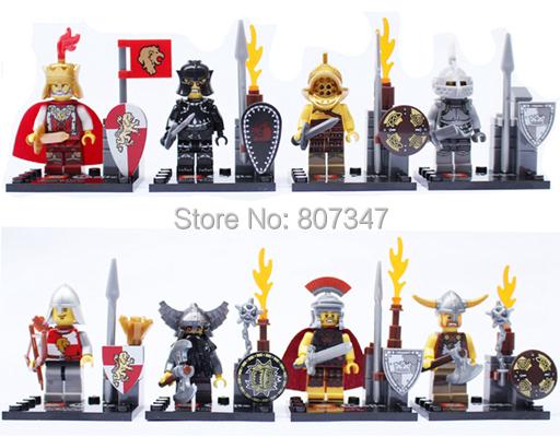 Castle Figures Toys Castle Soldiers Figures