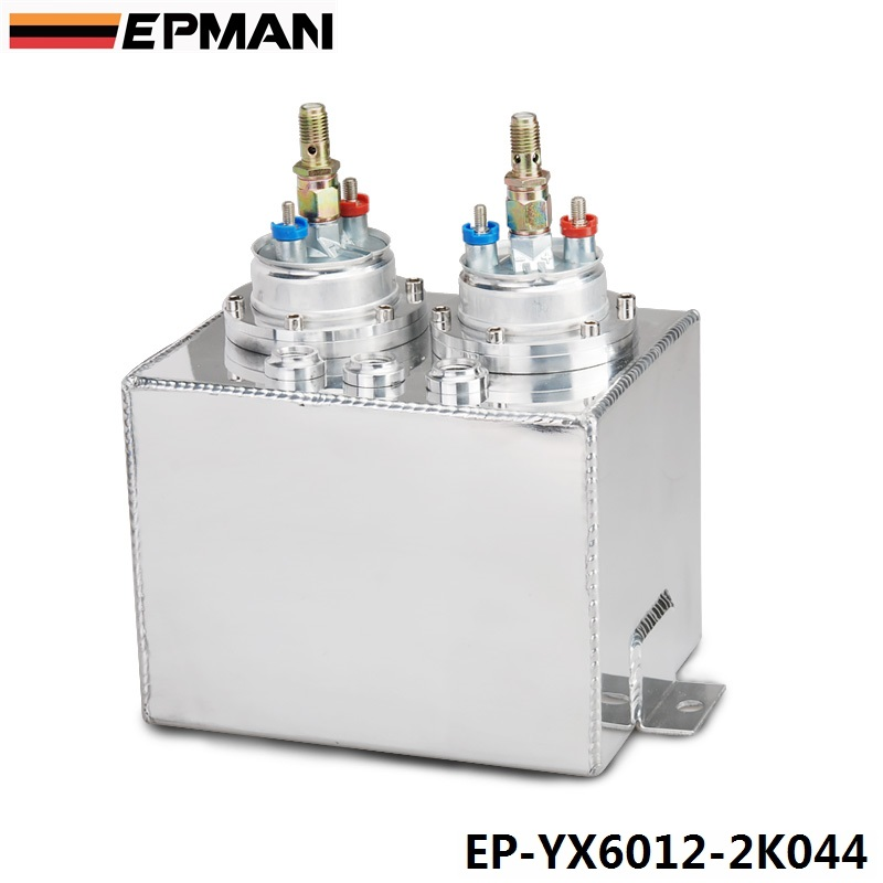 Фотография EPMAN Dual High-pressure Fuel Pump Conventionally Plumbed In Series With Surge Tanks EP-YX6012-2K044