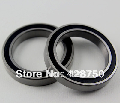 6806 2RS Si3N4 Ceramic Ball Bearing Rubber Sealed For BB30 30x42x7mm  61806