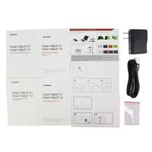 Original Lenovo Tablet PC Phone YOGA B6000 3G WCDMA 8 1280 x 800 IPS MTK8389 Quad
