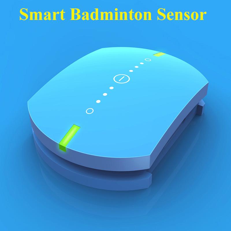 Coollang Xiaoyu 2.0 Professional Smart Badminton Sensor Intelligent Badminton Ra