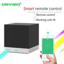 Buy 2017 Orvibo Smart Home Automation System WiFi IR Remote Controller Switch XiaoFang PK Allone Control iOS Android Smartphone for $25.69 in AliExpress store