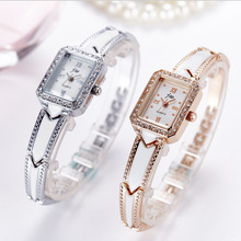 Rose Gold Silver Ceramic Watches Women Watch Luxury Rhinestone casual bracelet watch Quartz Watch relogio feminino
