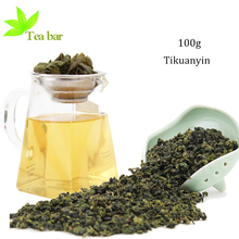 tea High Quality Great Taste 100g/Pag Natural Green food Loose Weight Chinese Popular Fragrance With Liquorice TiKuanyin TY001