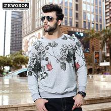 Casual Sweatshirts 2015 Winter Men's New Mens Hoodies Hip Hop Sweatshirts Pullover Sportswear Clothing Autumn XL-6XL TM-0126(China (Mainland))