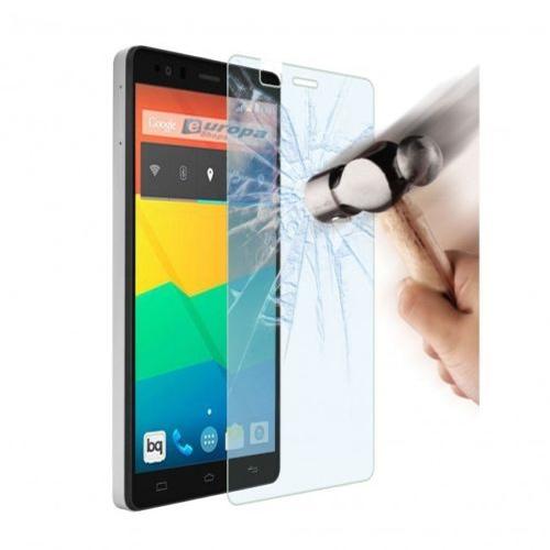 MOQ 1PC Tempered glass Spanish phone BQ Aquaris E5 pantalla Cristal Templado screen protector Toughened protective film - NO.1 Genuine Electronics Store store