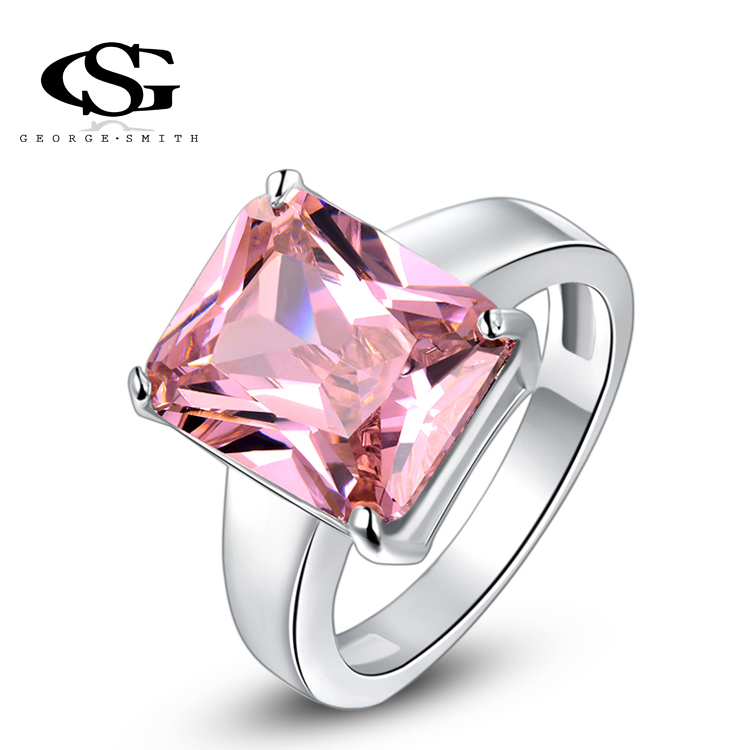 Buy g s brand platinum plating luxury for Jewelry storm arrow ring