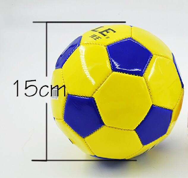 Four Colors Free Shipping Children's Gift Football GiftToys Children's Soccer Ball Orange Soccer Ball Size 2 Kids Football Ball(China (Mainland))
